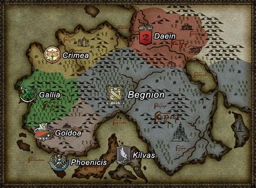 Continent of Tellius