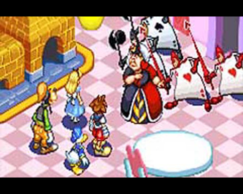 Disney's world -- Alice in the Wonderland