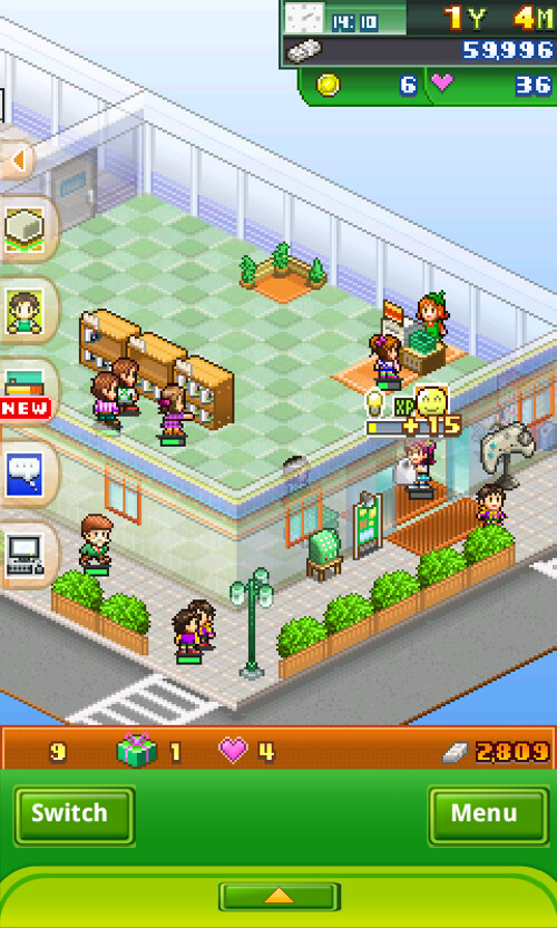 Setting up your first Video Game Shop