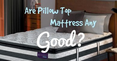 Are pillow top mattress any good?