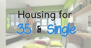 Housing for 35 and Single
