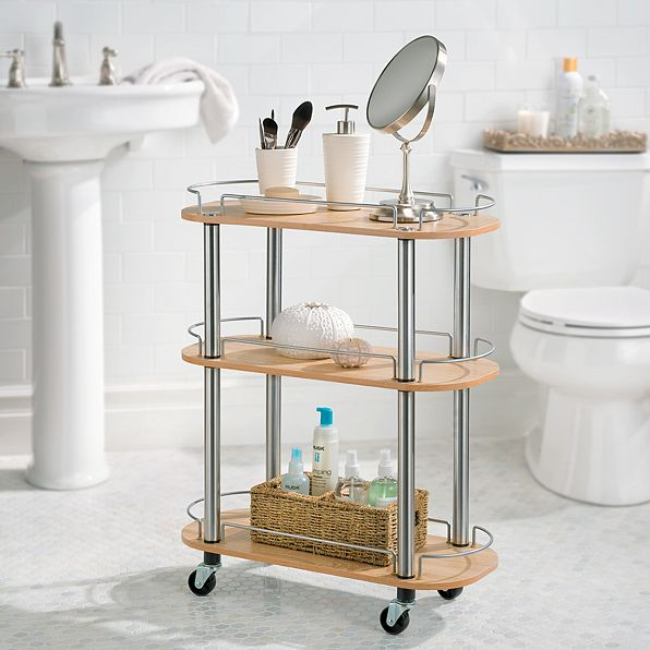 adding portability to the bathroom