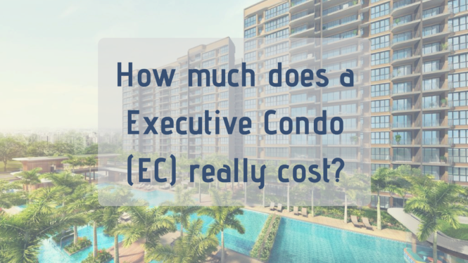 how much does a executive condo ec really cost sharehook. Black Bedroom Furniture Sets. Home Design Ideas